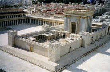 Temple at the time of Jesus